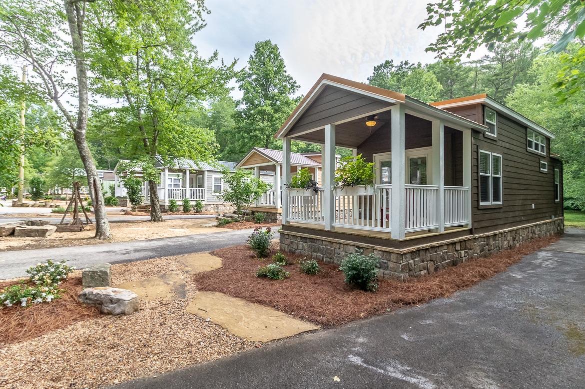 Tiny Homes In Hayesville, North Carolina