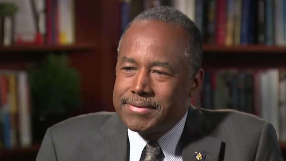 Carson Calls For Fewer Restrictions Against Tiny Homes