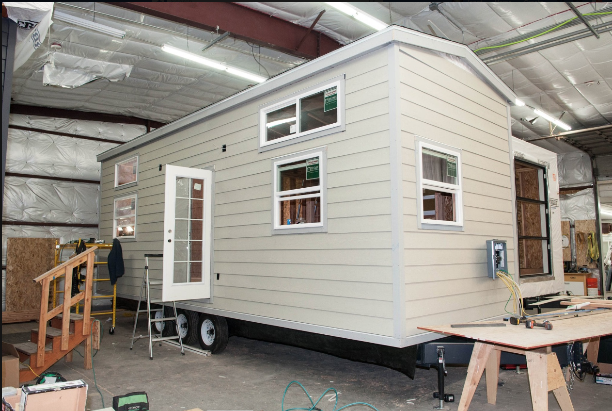 Washington State Adopts Appendix Q Tiny Houses