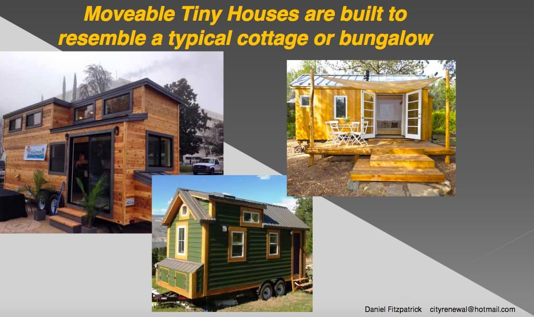 Jurisdictions Allowing Moveable Tiny Homes