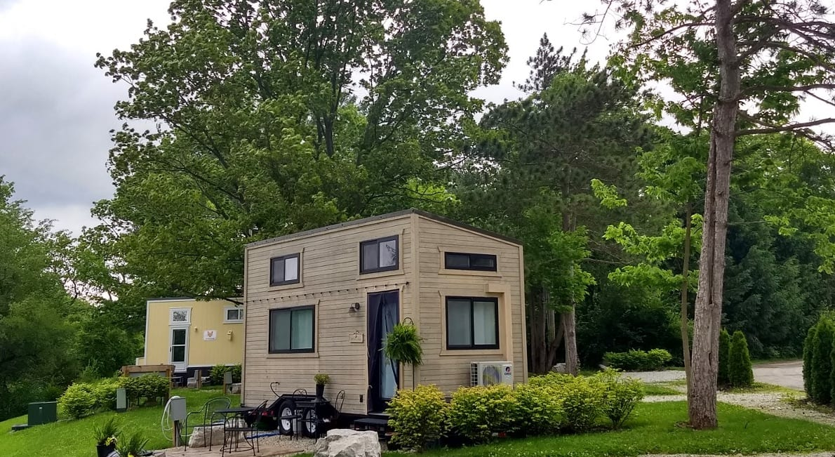 Cedar Springs Tiny Village: New Paris, Ohio