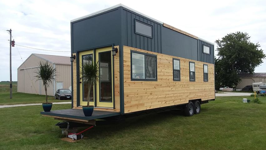 Hawks Tiny Homes Martinton Ilionois