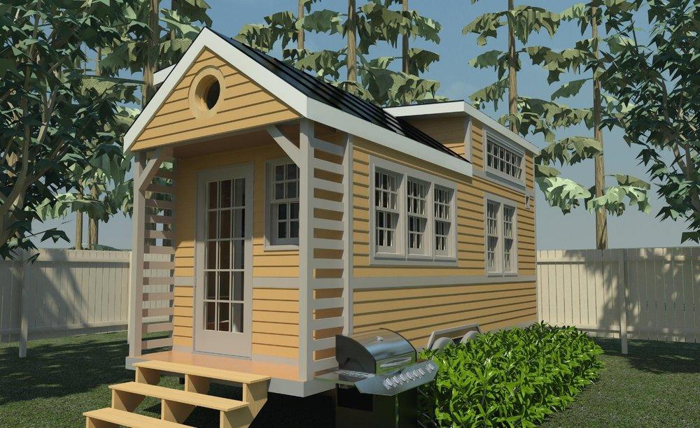 Maine Has Defined A Tiny Home Tiny House Bill LD 1981