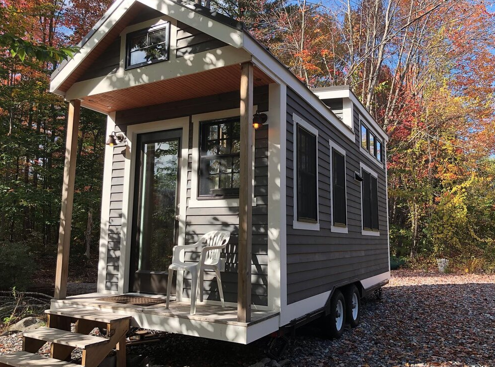 Tiny House Law Passed In Maine