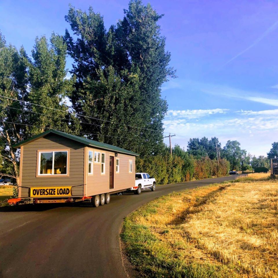 Mega Tiny Homes Joins THIA