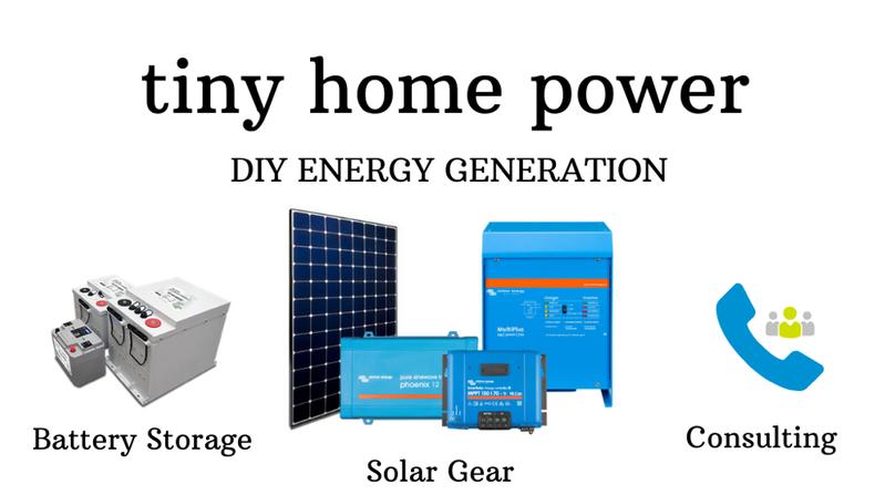 Tiny Home Power Joins THIA