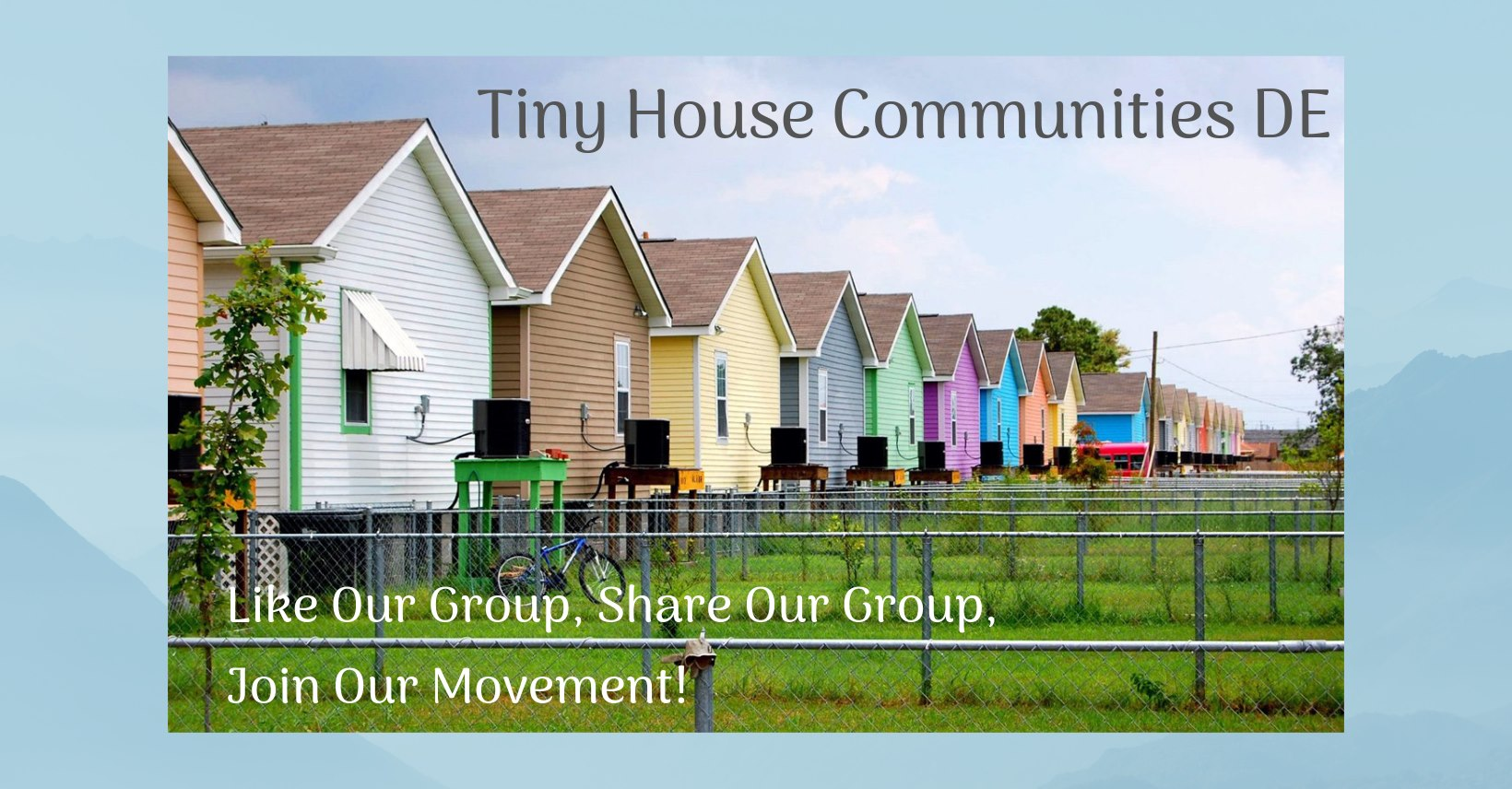 Tiny House Communities Delaware And COBA US Joins THIA
